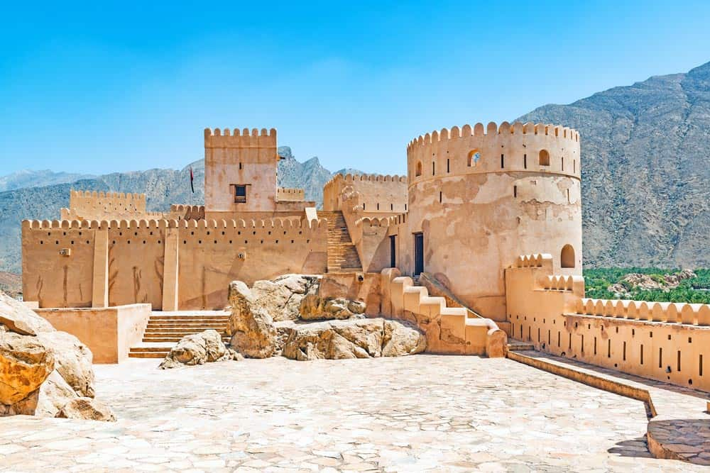 Nakhal-Fort-in-Al-Batinah-Oman